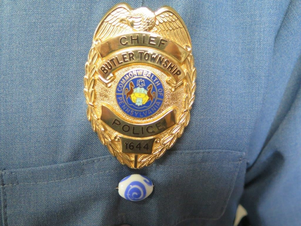 Butler Twp Badge