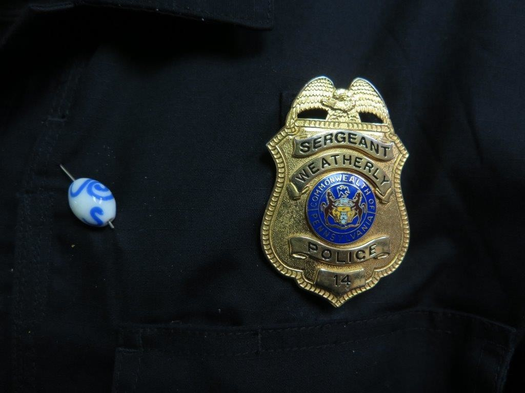 Weatherly Badge